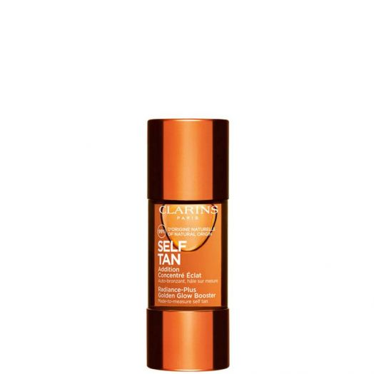 Clarins Self Tan Addition Concentré Eclat Autobroceador 15 ml