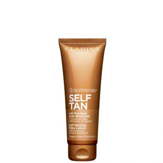 Clarins Self-Tanning Milky Lotion Autobronceador en leche 125 ml