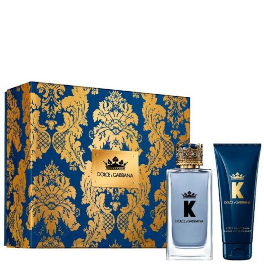 Dolce&Gabbana K Eau De Toilette Spray 100 Ml + Bálsamo Estuche