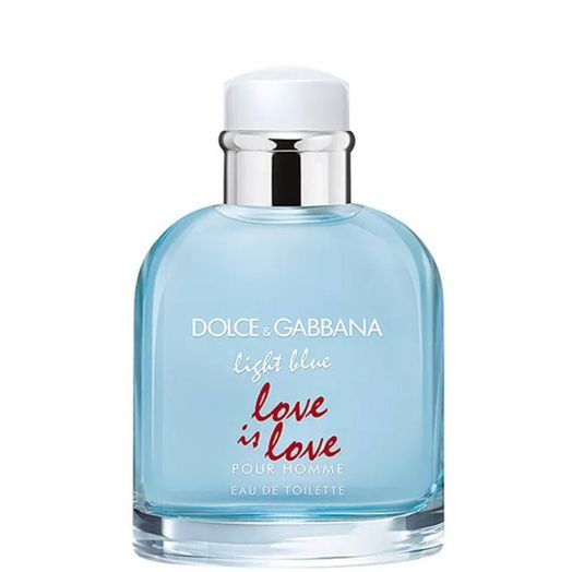 Dolce&Gabbana Light Blue Love Is Love Pour Homme Eau de Toilette Spray