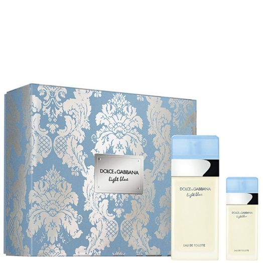 Dolce&Gabbana Light Blue Eau de Toilette Spray 100 ml + Spray 35 ml