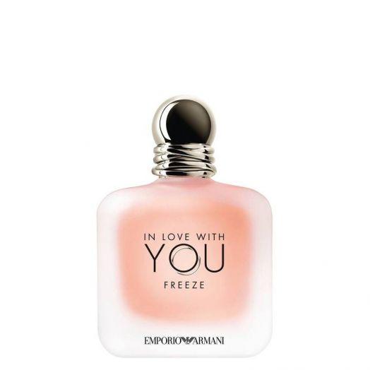 Emporio Armani In Love With You Freeze Eau de Parfum Spray 100 ml