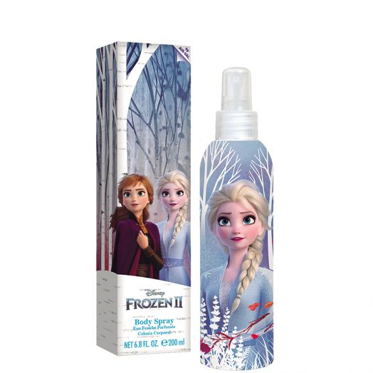 Frozen Frozen 2 Colonia Coprporal Spray 200 ml