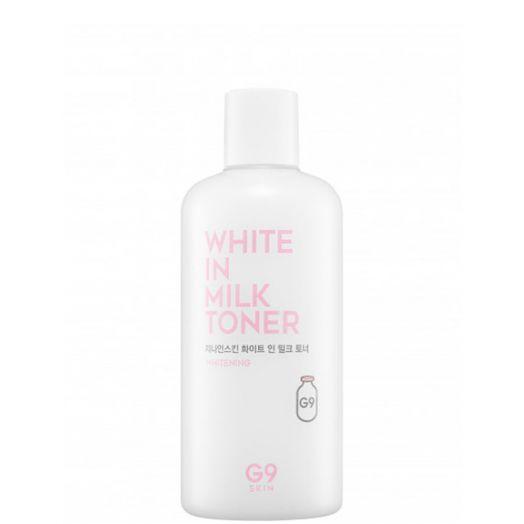 G9 Skin White In Milk Toner