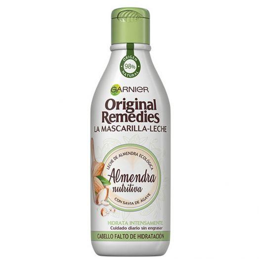 Garnier Original Remedies La Mascarilla - Leche Almendra Eco 250 ml