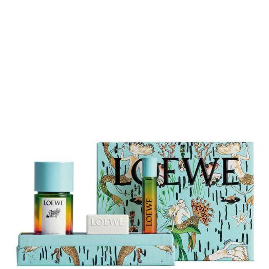 Loewe Paula's Ibiza 50 ml + Cerámica Perfumable + vial 15 ml
