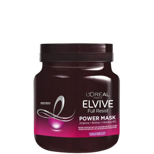 L'Oréal Elvive Full Resist Anti Rotura Mascarilla 680 ml