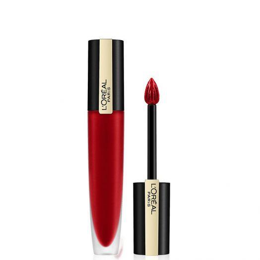 L'Oréal Makeup Rouge Signature Empowereds Pintalabios Líquido Mate Permanente