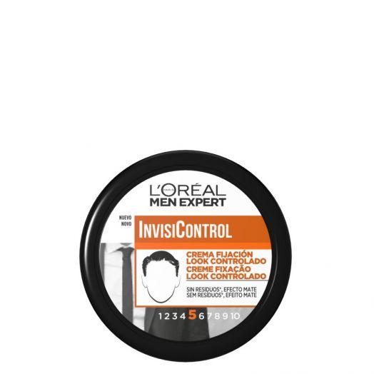 L'Oréal Men Expert Invisicontrol Crema Fijación Fuerza 5 150 ml
