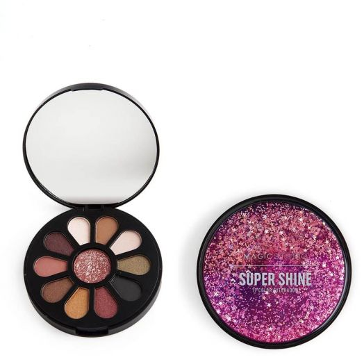Magic Studio Estuche maquillaje Super Star Glitter Ref.24118 Estuche