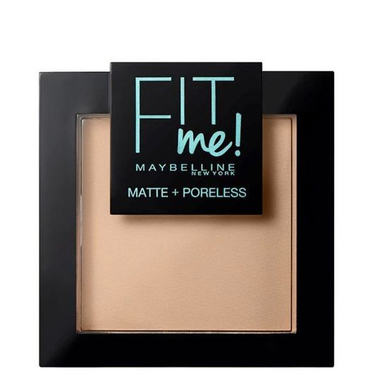 Maybelline New York Fit me Mate y Afinaporos Polvos