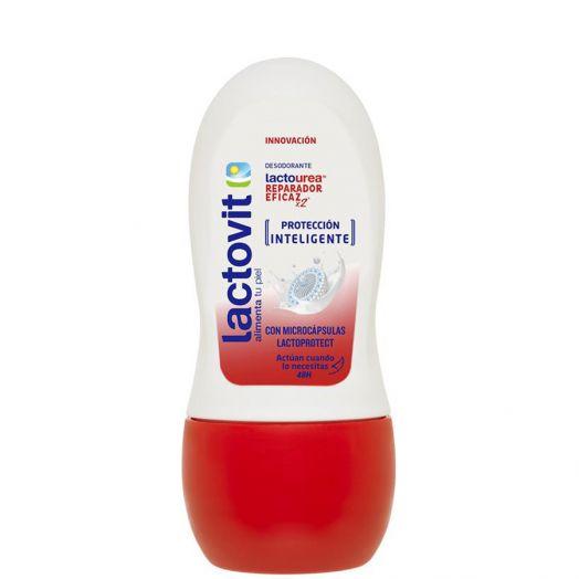 Lactovit Lactourea Desodorante Roll-On 50 Ml