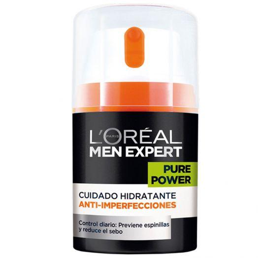 L'Oreal Men Expert Hidratante Purepower 50 Ml