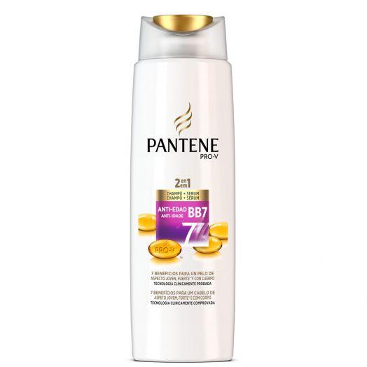 Pantene Anti-Edad Bb7 Champú + Serum 360 Ml