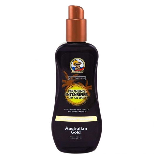 Australian Gold Bronceado Base Inmediato Intensifier Dry Oil W/ 237Ml