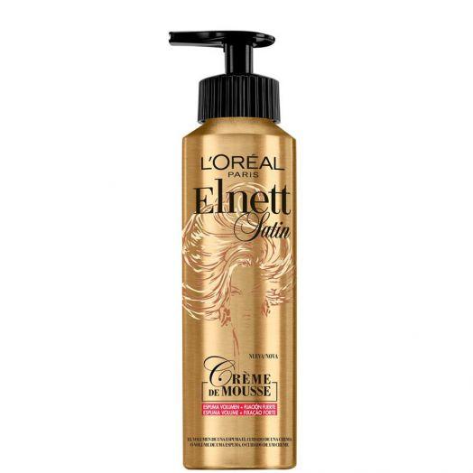 L'Oréal Espuma Elnett Mousse Fijación Volumen 200 Ml