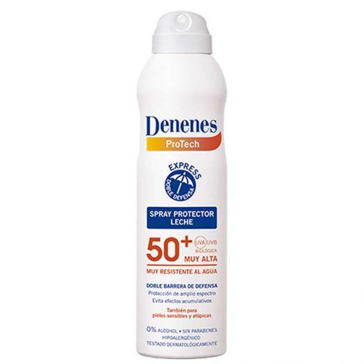 Denenes Protech Spray Protector Leche F-50+ 250 Ml