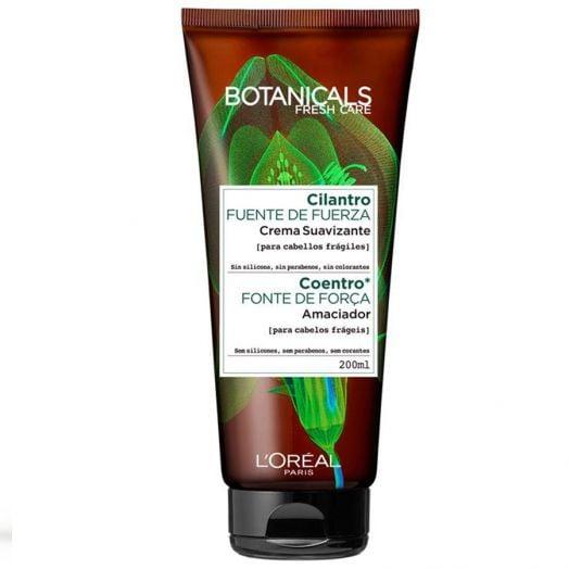 L'Oréal Botanicals Cilantro Serum De Fuerza Crema Suavizante 200 Ml