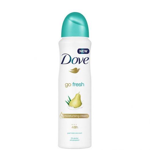Dove Go Fresh Desodorante Spray Pera & Aloe 200 Ml