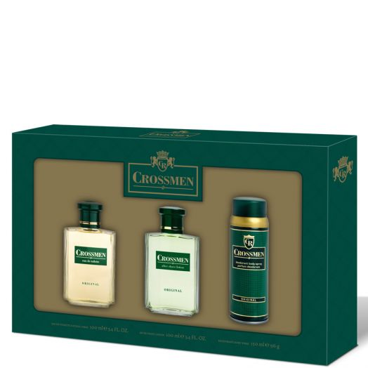 Crossmen Spray 100 Ml + Desodorante 150 + After Shave 100 Ml
