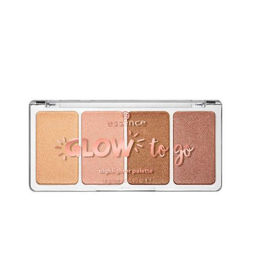Essence Glow To Go Highlighter Palette Iluminador
