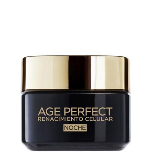 L'Oréal Age Perfect Renacimiento Celular Crema Regeneradora Noche 50Ml