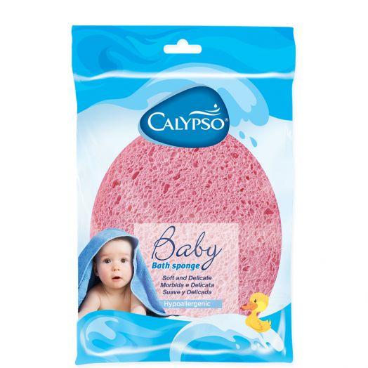 Calypso Baby Esponja De Baño Suave Y Delicada