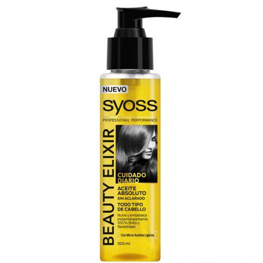 Syoss Beauty Elixir Aceite Aceite Absoluto 100 Ml