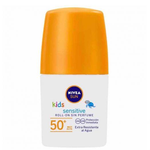 Nivea Nivea Sun Sensitive Niños Protege & Juega Roll-On Solar 50 Ml
