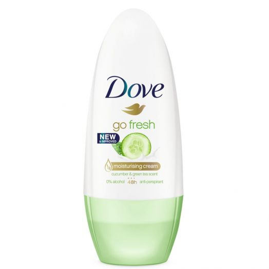 Dove Desodorante Roll-On Go Fresh Cucumb 50 Ml