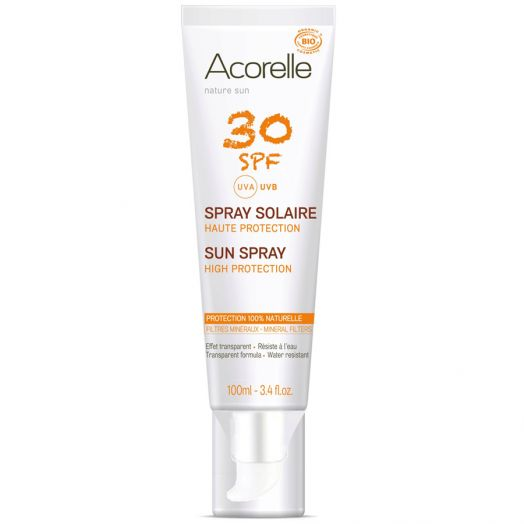 Acorelle Spray Solar Spf30 100 Ml