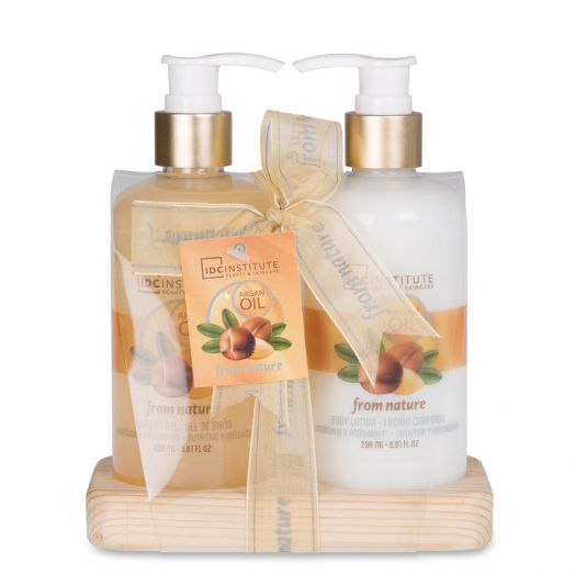 Idc Nature Argan Set De Baño Nature Argan