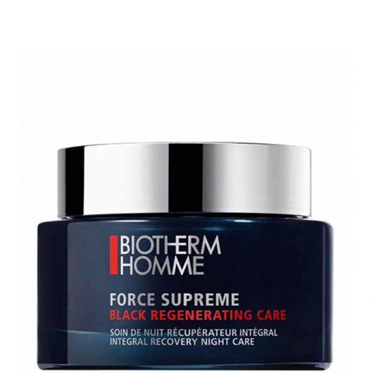 Biotherm Homme Force Supreme Black Regenerating Mascarilla Noche 75Ml