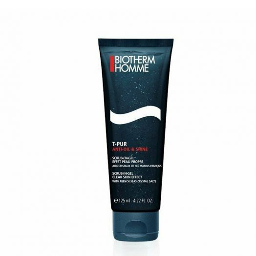 Biotherm Homme T-Pur T-Pur Salty Gel Cleanser 125 Ml