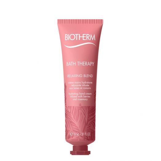 Biotherm Bath Therapy Relaxing Blend Crema De Manos 30 Ml