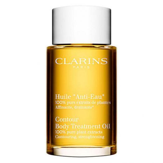 Clarins -Anti-Eau- 100% Aceite Reductor Para El Cuidado Corporal 100Ml