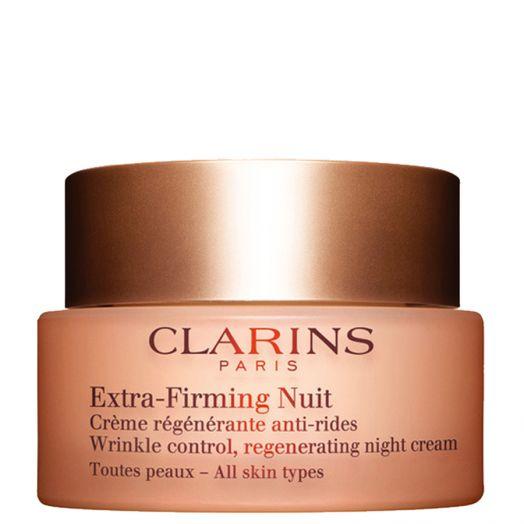 Clarins Extra-Firming Nuit Crema Regenerante Antiarrugas
