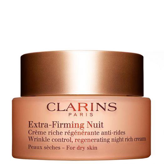 Clarins Extra-Firming Nuit Crema Regenerante Antiarrugas 50Ml