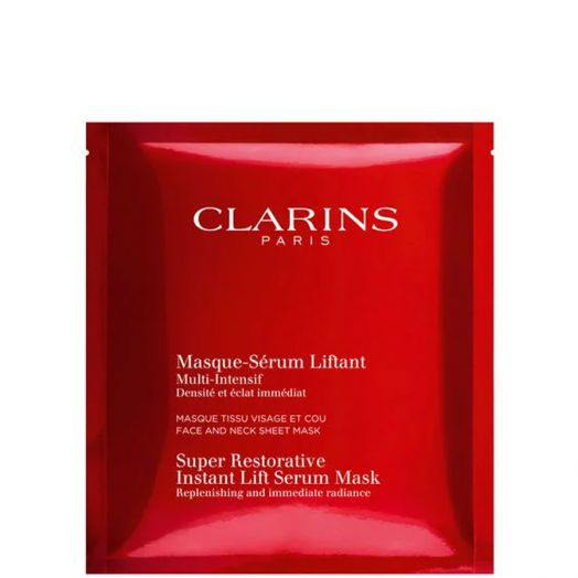 Clarins Masque-Sérum Liftant Multi-Intensif Máscara 1 U