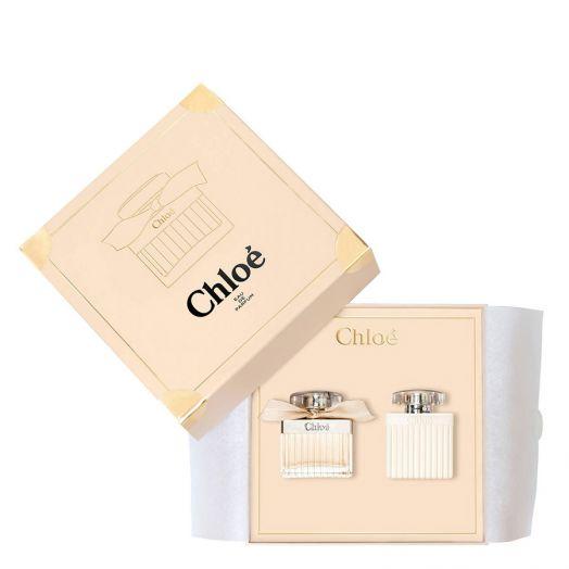 Chloé Chloé Eau De Parfum Spray  50Ml + Loción Corporal