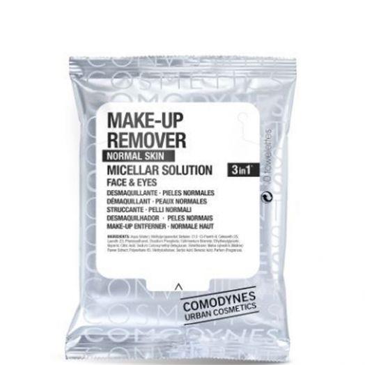 Comodynes Make-Up Remover Piel Normal 10 U