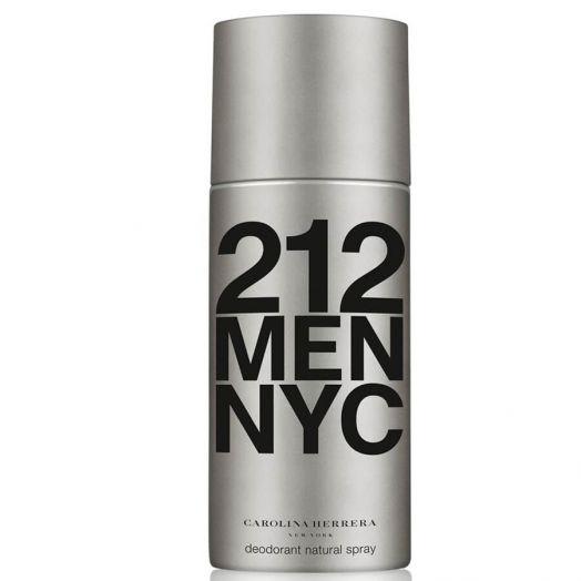 Carolina Herrera 212 Men Desodorante En Spray 150 Ml