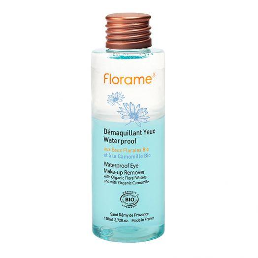 Florame Manzanilla Bio Aceite Desmaquillante Ojos Waterproof 110Ml