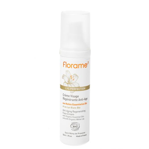 Florame Lys Perfection Crema Facial Regeneradora 50Ml
