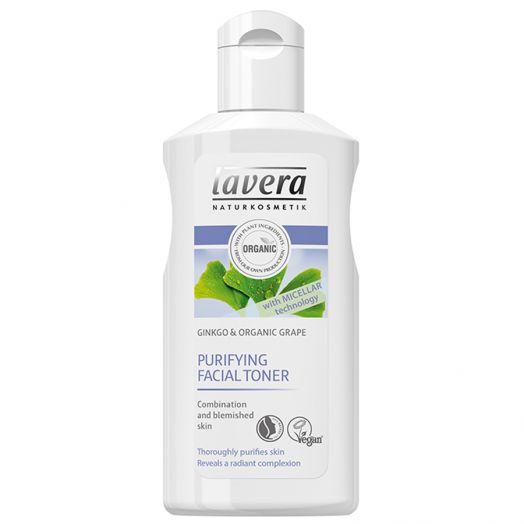 Lavera Tónico Facial Purificante Uva Y Ginkgo 125Ml