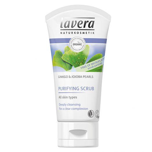 Lavera Peeling Purificante Peeling Purificante Jojoba Y Ginkgo 50Ml