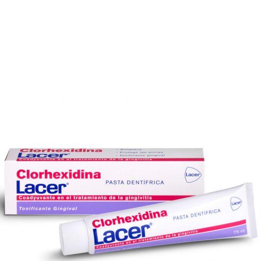 Lacer Clorhexidina Pasta De Dientes 75 Ml
