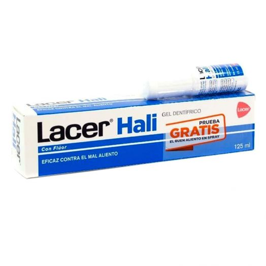 Lacer Lacer Gel Hali Pasta Dentífrica + Regalo 125 Ml