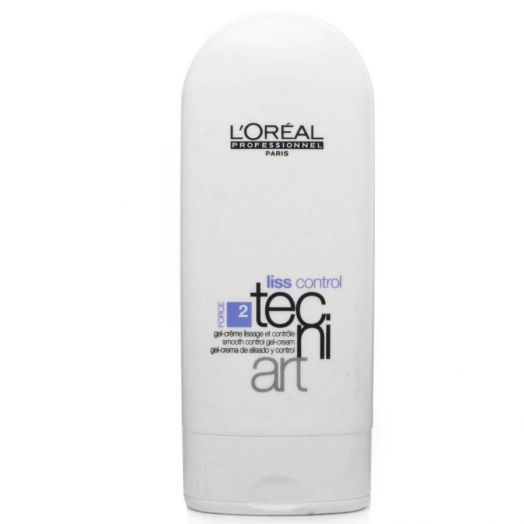 L'Oreal Professionnel Tecnic Art Liss Control Cream 150 Ml