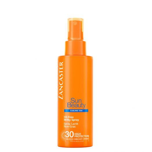 Lancaster Sun Beauty Oil-Free Milky Spray 150 Ml